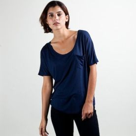 Everlane Slouchy Pocket Ryan Tee