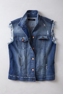 "J Brand ""Boyfriend Vest"""