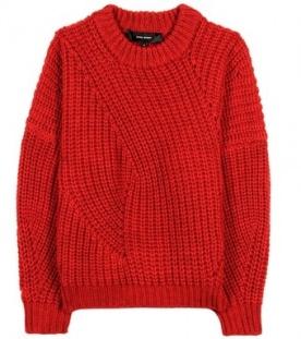 "Isabel Marant fisher ""man"" sweater"