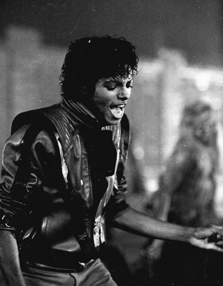 """""""'Cause this is Thriller! Thriller night!"""""""