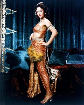 Hedy Lamarr in 'Samson And Delilah'