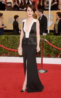 Michelle Dockery in J. Mendel