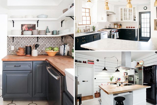 Kitchen Backsplashes